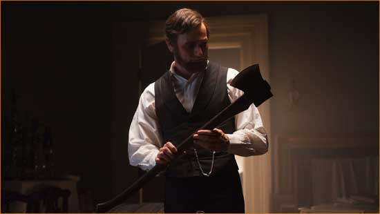 "Mr. Lincoln (Benjamin Walker) forgoes parlimentary prodcedure in ""Abraham Lincoln: Vampire Hunter""."